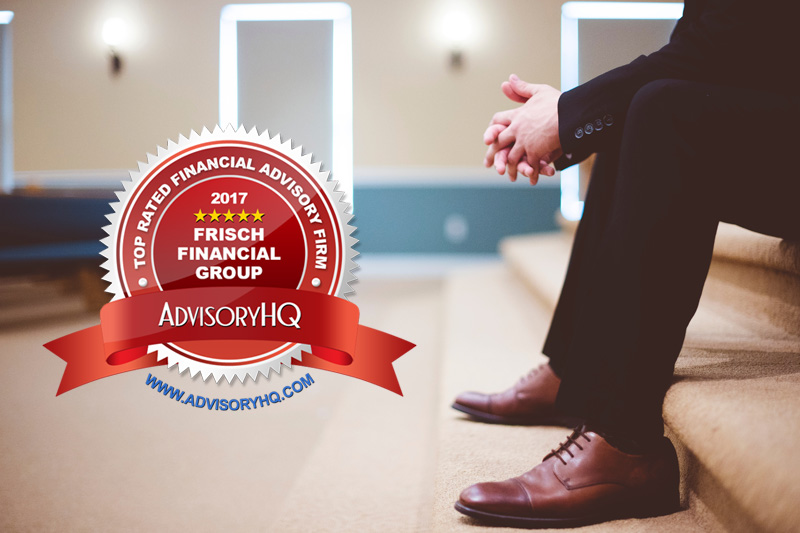 Frisch Financial Group Earns Coveted Top 10 Advisor Award
