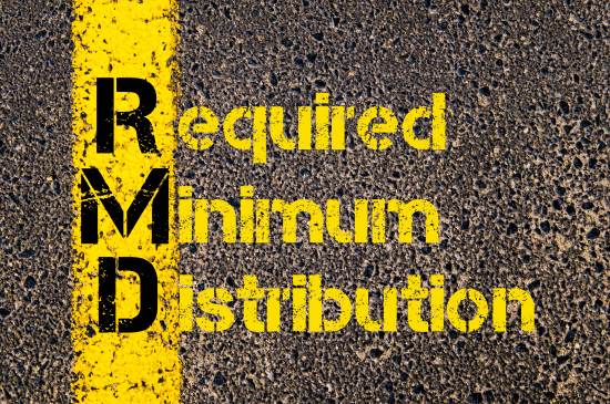 Required Minimum Distributions Suspended for 2020