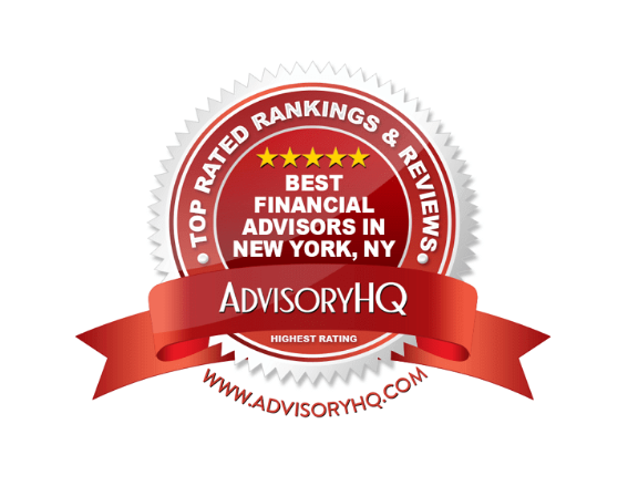 Frisch Financial Group is Ranked a Top 12 New York City Financial Advisor
