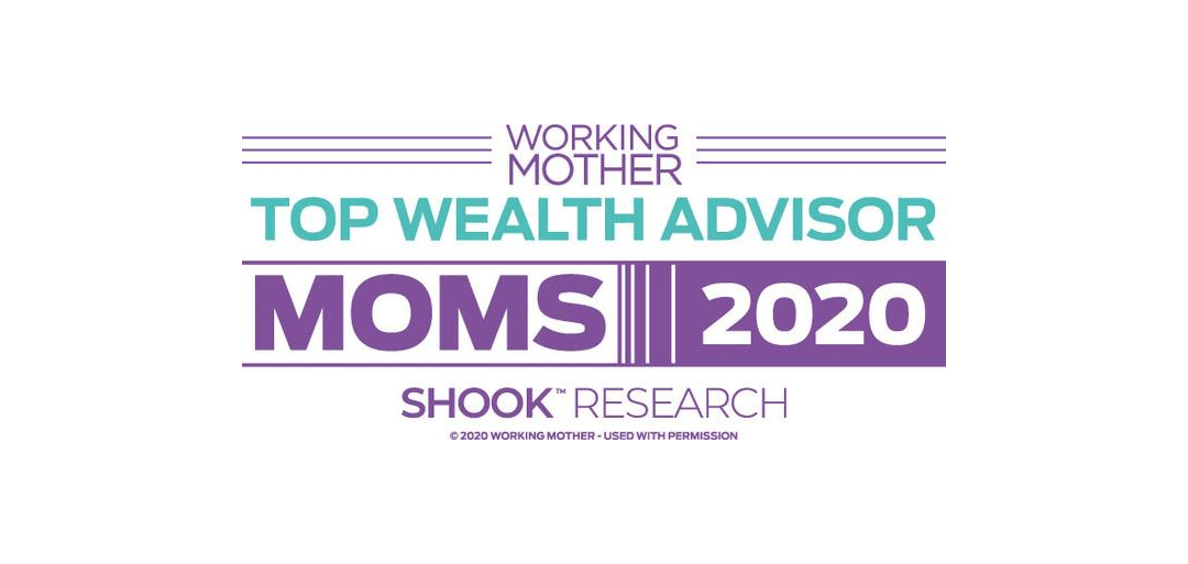 Joyce Streithorst Named a 2020 Top Wealth Advisor Mom