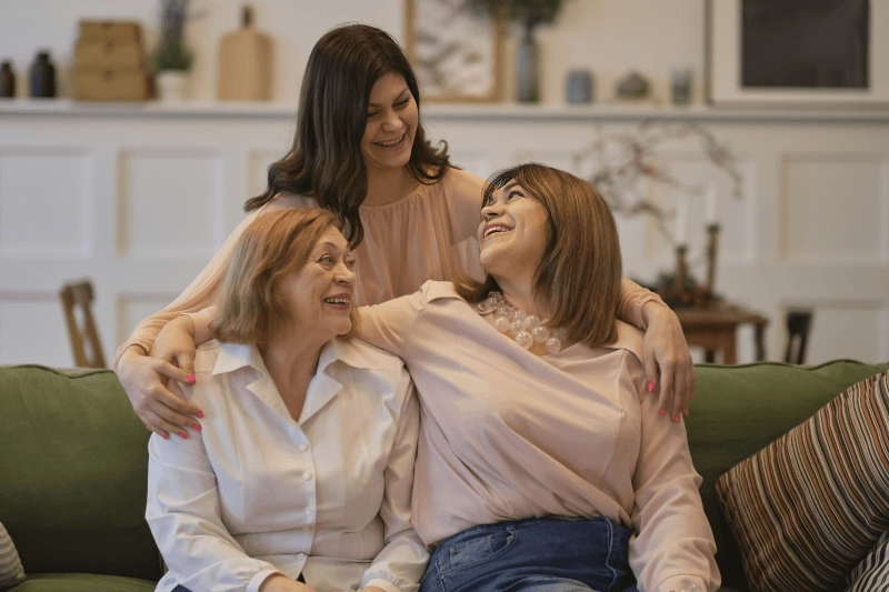 Women's Involvement in Family Financial Decisions