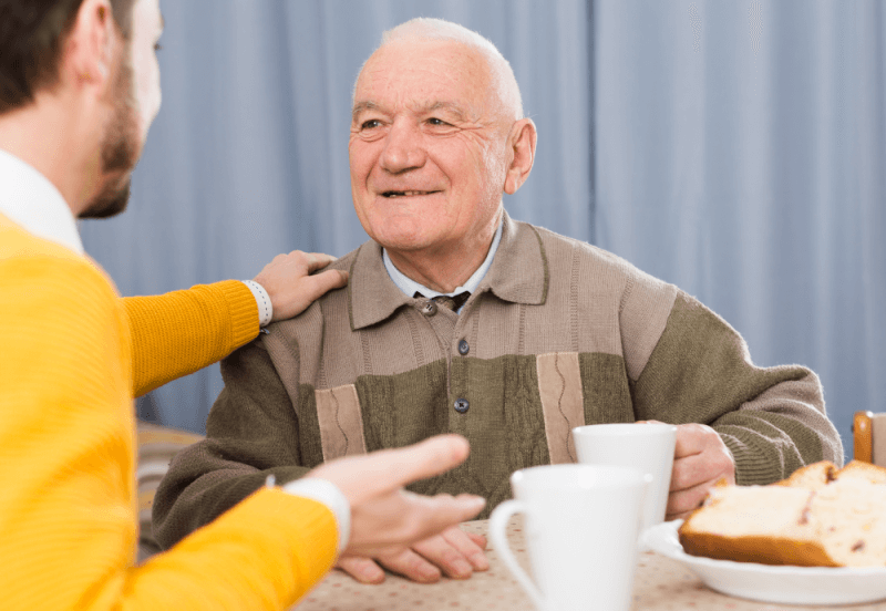 How to Speak with Your Senior Parents About Finances