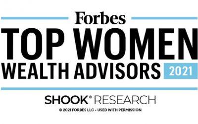 Forbes Recognizes Joyce Streithorst, CFP®, MSFS, CDFA as One of America's Top Women Wealth Advisors